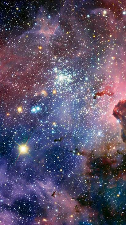 Iphone Space Outer Glitter Universe Fantasy Wallpapers