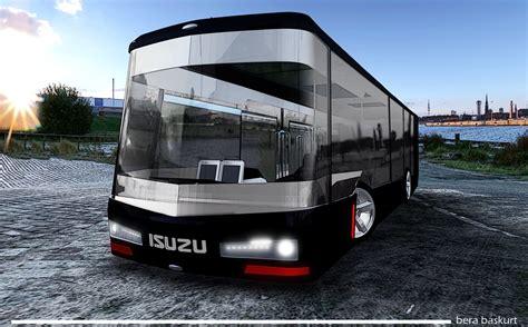 concept bus isuzu concept bus by berabaskurt on deviantart