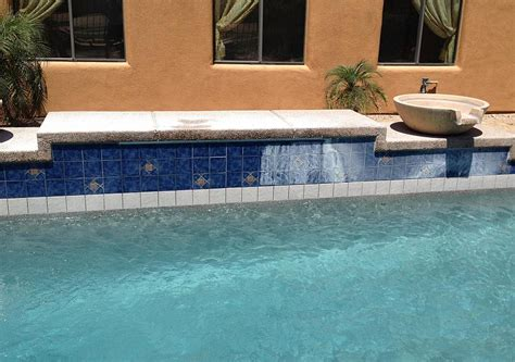 pool tile cleaning tucson pool tile cleaning and beed