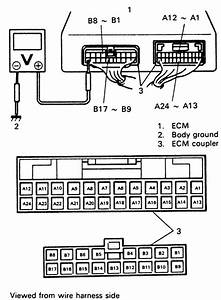 Suzuki Sidekick Vacuum Diagram