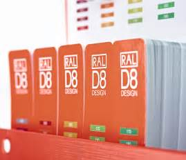 ral design system ral colours ral d8