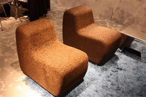 cork furniture   design niche  rises   top