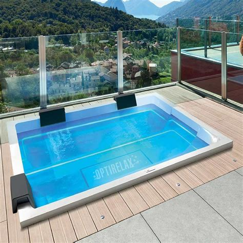 Luxus Design Spawhirlpool Gtr Optirelax®