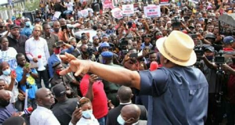 Wike makes U-turn, joins #EndSARS protests - TheCitizen ...