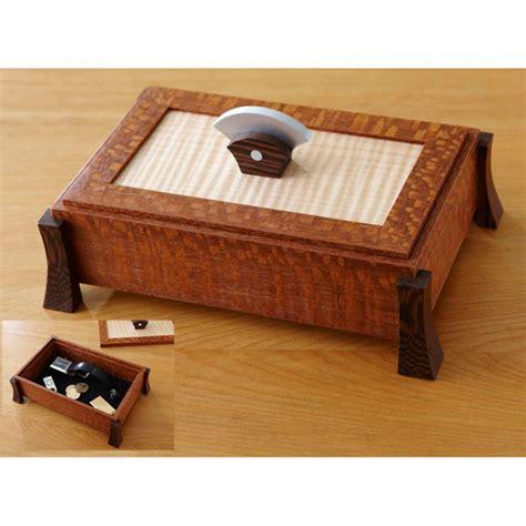 keepsake box woodworking plan  wood magazine