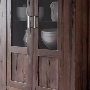 Schrank Eiche Massiv Antik : vitrine eiche massiv verwittert schrank massiv antik massivholzschrank braun 181 ebay ~ Bigdaddyawards.com Haus und Dekorationen