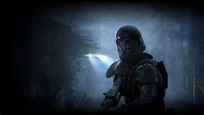 Trooper Battlefront Death Wars Wallpapers Endor 4k