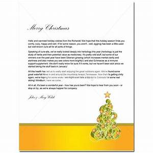 guide to finding a free christmas letter template With christmas letter templates