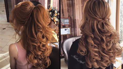 curly wedding hairstyles my wedding guides