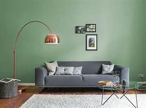 Wohnzimmer Ideen Grün : die besten 17 ideen zu wohnzimmer gr n auf pinterest ~ Lizthompson.info Haus und Dekorationen