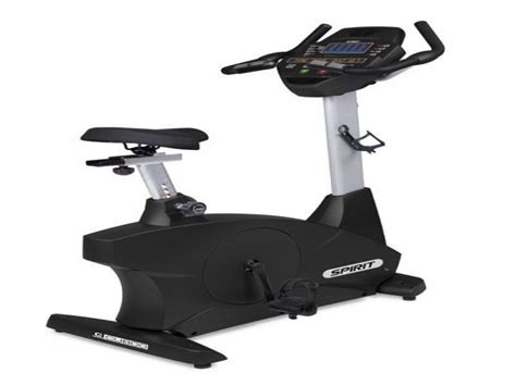 Spirit Upright Bike Review | Exercise Bike Reviews 101