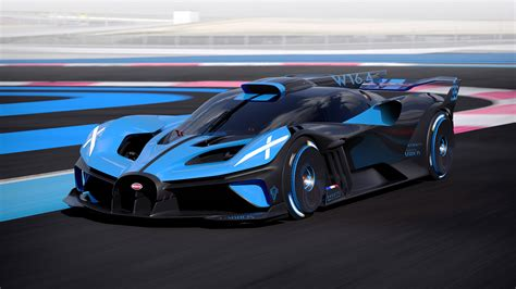 Why is a bugatti called a bugatti? New track-only Bugatti Bolide arrives with 1,825bhp   Auto Express
