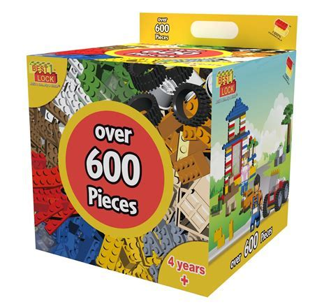 1000 Piece Building Block Set   Toys & Games   Blocks