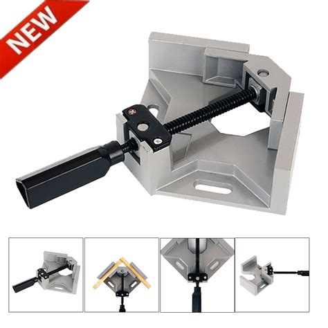 corner clamp  degree  angle clamp diy corner clamps quick fixed fishtank glass wood