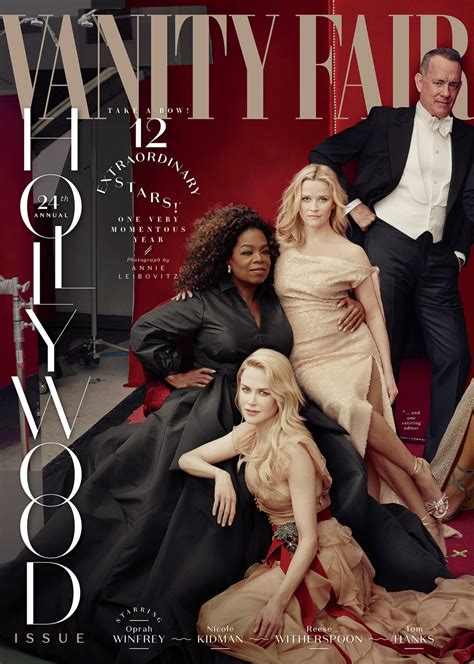 Vanity Fair by Cover 2018 12 Extraordinary One