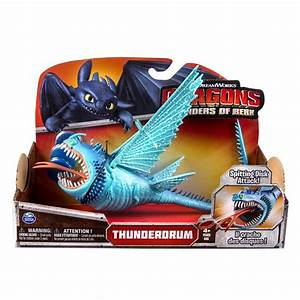 Dreamworks Dragons Defenders of Berk - Action Dragon ...