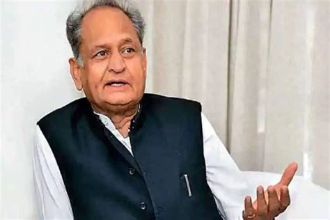 COVID-19: Stocks Will Run Out In Two Days, Rajasthan CM ...