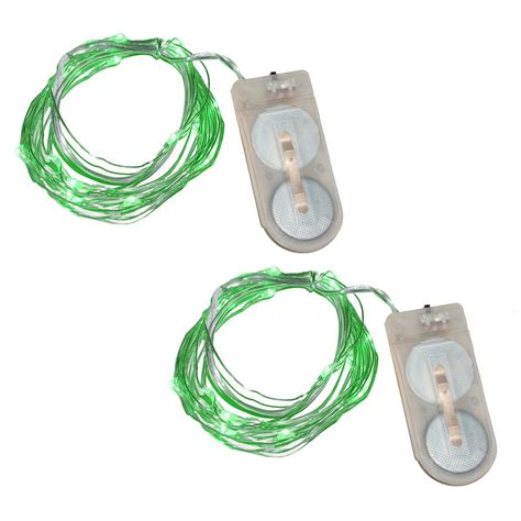 battery operated string lights home depot lumabase 40 light mini battery operated waterproof string