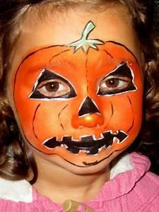 Maquillage D Halloween Pour Fille : 1001 id es cr atives pour maquillage pour enfants ~ Melissatoandfro.com Idées de Décoration
