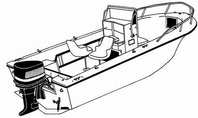 Boat Console Fishing Drawing Center Speed Clipart