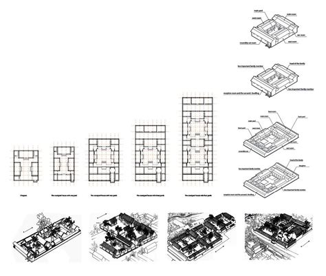 chinese courtyard house plans google search chinese architecture traditional chinese house