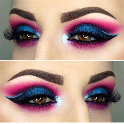 25 best colorful eyeshadow ideas on
