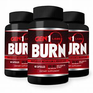 Gen1labs Burn Weight Loss Pills  60 Capsules Health Beauty Health Care Fitness Nutrition Diet