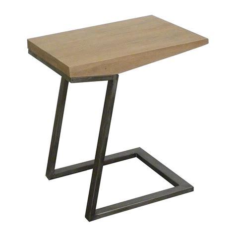meuble bout de canape bout de canap 233 en ch 234 ne massif achat de meubles nordiques