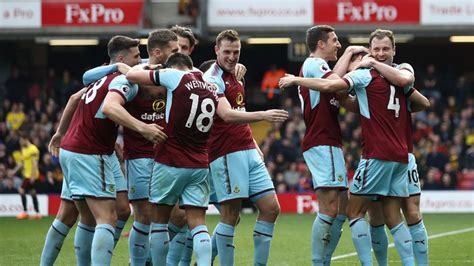 Will seventh place mean Europe? Burnley, Leicester and ...