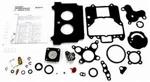 Ck168 Carburetor Kit For Ford 2150