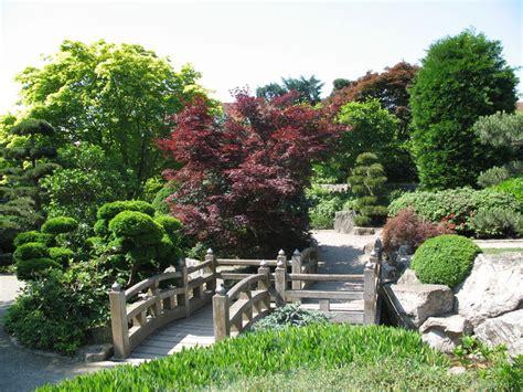 Japanischer Garten Im Seepark  Urlaubsland Badenwürttemberg
