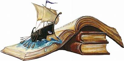 Greek Homer Odyssey Mythology Literature Clipart 21st
