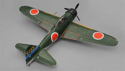 green kitchen utensils airfield rc a6m zero ready to fly 6 channel warbird 1450mm 1450
