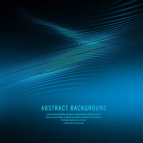 Modern glowing line wave background - Download Free ...