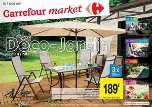 Meuble De Jardin Carrefour : d co jardin carrefour ~ Teatrodelosmanantiales.com Idées de Décoration