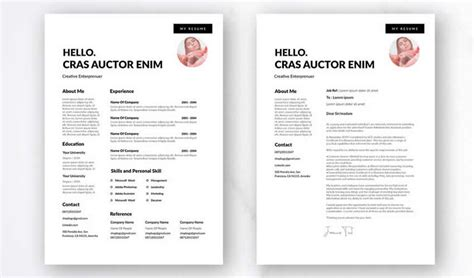 Resume Template Indesign by 10 Free Professional Adobe Indesign Resume Templates