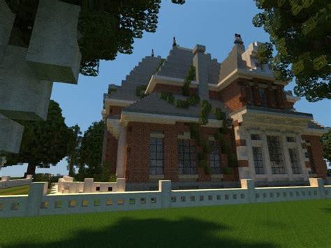 renaissance manor minecraft building