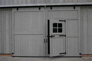 why the longevity of stable and barn door hardware is With barn door channel track