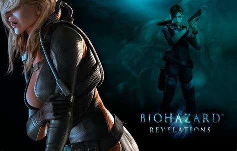 Resident Evil Revelations 2 Wallpaper Wallpaper Weapons Jill Valentine Gun Rachel Chest Resident Evil Resident Evil Revelations