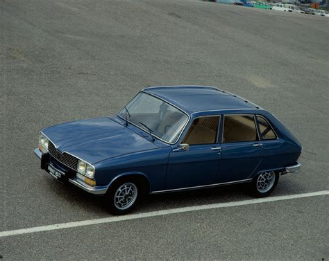 Renault 16 The First Hatchback In The World Dyler