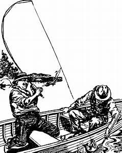 Fishing Clipart Old Man  Fishing Old Man Transparent Free