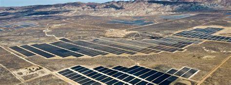 largest solar plant  planet earth solar star