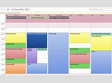 Diary Management using Outlook Digitally Ready
