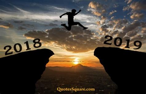 Running 2018 To 2019 New Year Background Image
