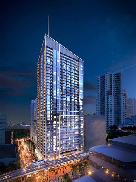 Miami Vice 400 Ft 36 Floors Under Construction