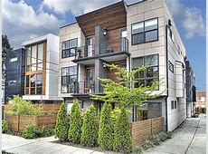 Modern Townhome on 12th Urban Living