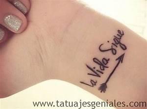 Las mejores Frases para Tatuajes en varios idiomas ⋆ Tatuajes Geniales