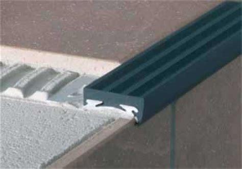 Rubber Stair Nosing For Tile by Metal Stair Treads Repair Dangerous Stairways