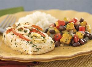 Citrus Garlic Baked Fish with Rice | Publix Recipes