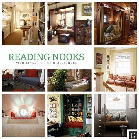 beautiful reading nooks